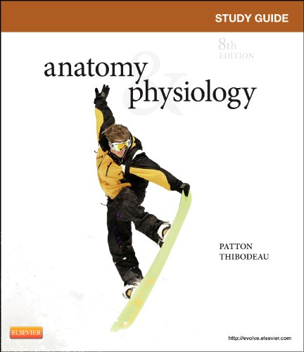 9780323083706: Study Guide for Anatomy & Physiology, 8e