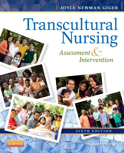 9780323083799: Transcultural Nursing: Assessment and Intervention, 6e