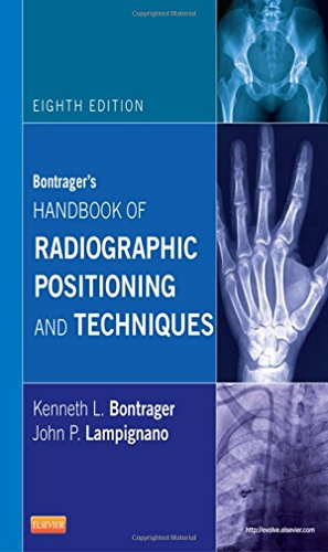 9780323083898: Bontrager's Handbook of Radiographic Positioning and Techniques, 8e