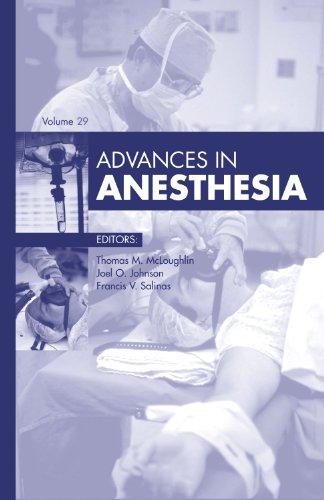 9780323084048: 29: Advances in Anesthesia, 1e