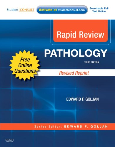 Rapid Review Pathology Revised Reprint: With STUDENT: Edward F. Goljan