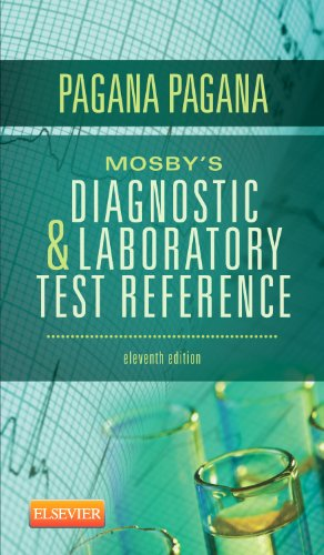 9780323084680: Mosby's Diagnostic and Laboratory Test Reference, 11e