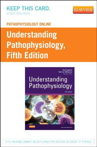 9780323084918: Understanding Pathophysiology Passcode