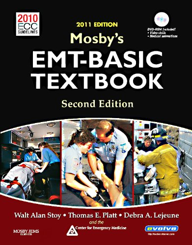 9780323085298: Mosby's EMT-Basic Textbook