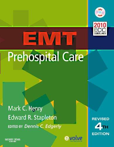 9780323085335: EMT Prehospital Care