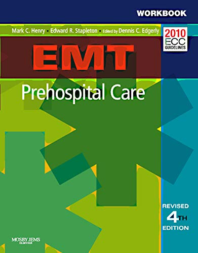9780323085342: EMT Prehospital Care, Fourth Edition Student Workbook