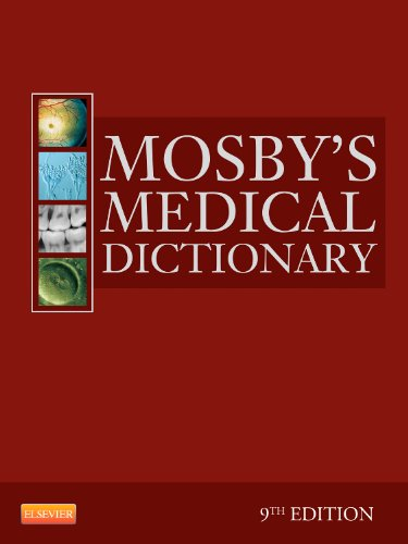 9780323085410: Mosby's Medical Dictionary, 9e