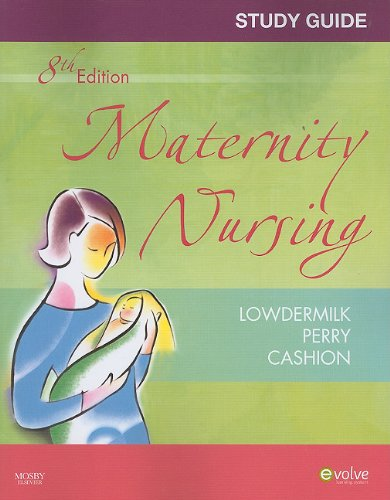 9780323085717: Study Guide for Maternity Nursing - Revised Reprint, 8e