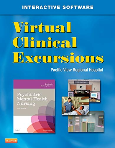 Virtual Clinical Excursions 3.0 for Psychiatric Mental: Katherine M. Fortinash