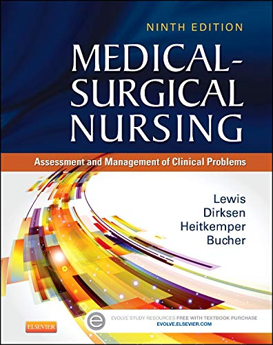 9780323086783: Medical-Surgical Nursing: Assessment and Management of Clinical Problems, 9th Edition