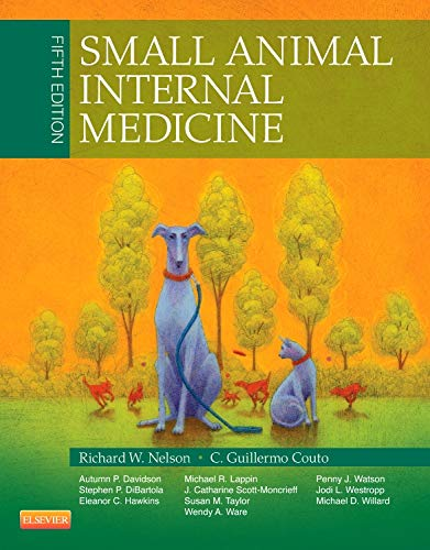 9780323086820: Small Animal Internal Medicine, 5th Edition