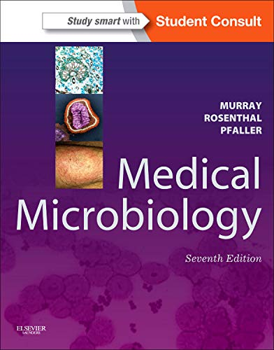 9780323086929: Medical Microbiology: with STUDENT CONSULT Online Access, 7e