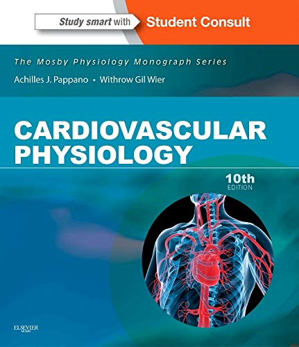 9780323086974: Cardiovascular Physiology: Mosby Physiology Monograph Series (with Student Consult Online Access), 10e
