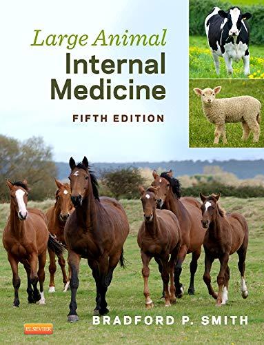 9780323088398: Large Animal Internal Medicine, 5e