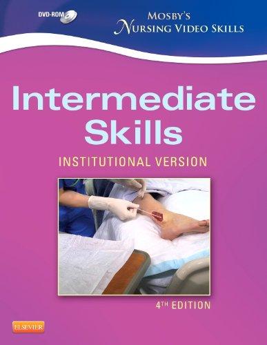 9780323088602: Mosby's Nursing Video Skills - Intermediate Skills DVD, 4e