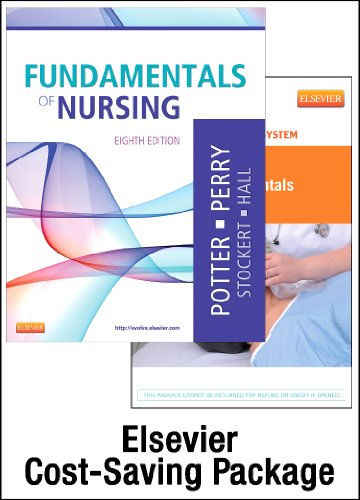 9780323089104: Fundamentals of Nursing - Text and Simulation Learning System Package, 8e