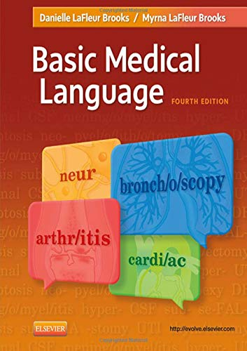9780323089128: Basic Medical Language