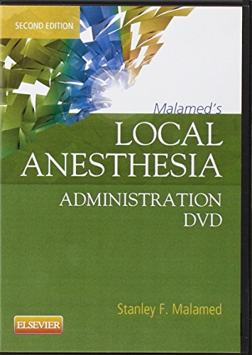 9780323089166: Malamed's Local Anesthesia Administration DVD, 2e