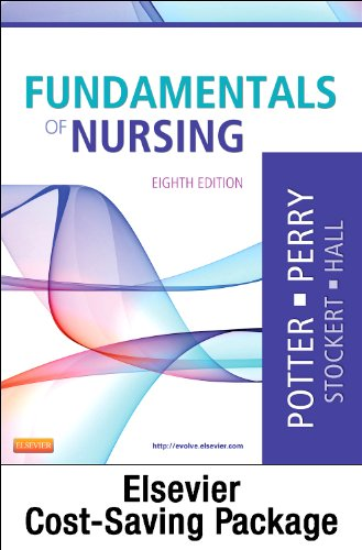9780323090353: Fundamentals of Nursing - Text and Mosby's Nursing Video Skills - Student Version DVD 3.0 Package, 8e