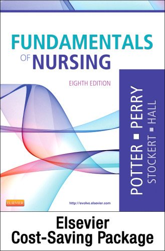 9780323090643: Fundamentals of Nursing - Text and Mosby's Nursing Video Skills: Student Online Version 3.0 (Access Code) Package, 8e