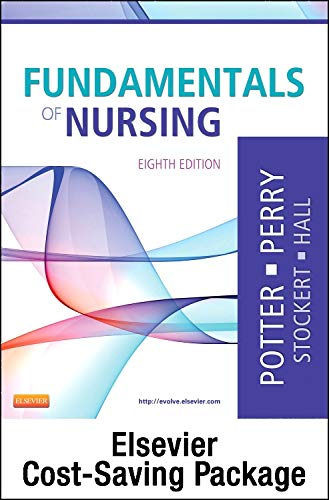 9780323090865: Fundamentals of Nursing Textbook 8e and Mosby's Nursing Video Skills Student Version Online (Access Card) 4e Package, 8e