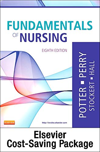 Fundamentals of Nursing - Text, Study Guide,: Patricia A. Potter
