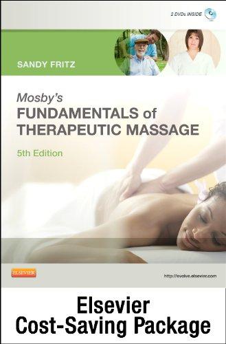 9780323091138: Fundamentals of Therapeutic Massage 5e with Mosby's Essential Sciences for Therapeutic Massage 4e, 5e