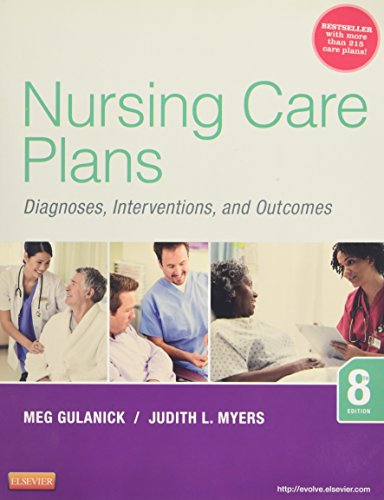 9780323091374: Nursing Care Plans: Diagnoses, Interventions, and Outcomes, 8e
