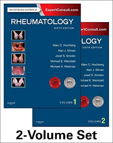9780323091381: Rheumatology, 2-Volume Set, 6e