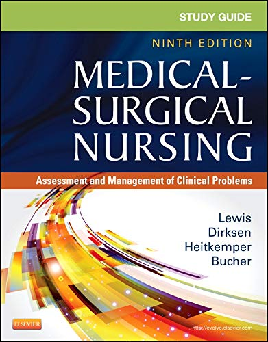 9780323091473: Study Guide for Medical-Surgical Nursing: Assessment and Management of Clinical Problems, 9e (Study Guide for Medical-Surgical Nursing: Assessment & Management of Clinical Problem)