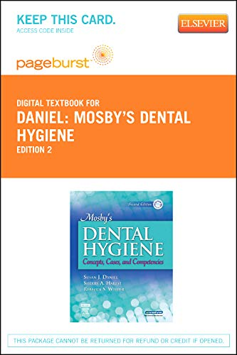 9780323093088: Mosby's Dental Hygiene - Elsevier eBook on VitalSource (Retail Access Card):