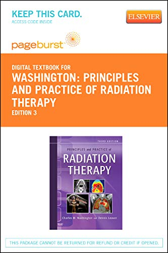 9780323094078: Principles and Practice of Radiation Therapy - Elsevier eBook on VitalSource (Retail Access Card), 3e
