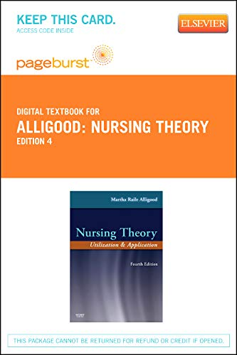 9780323094337: Nursing Theory - Elsevier eBook on VitalSource (Retail Access Card): Utilization and Application