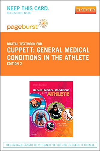 9780323094665: General Medical Conditions in the Athlete - Elsevier eBook on VitalSource (Retail Access Card)