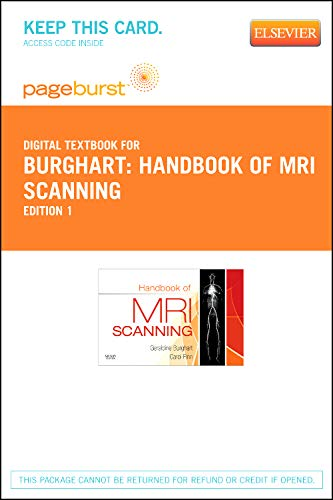 9780323095044: Handbook of MRI Scanning - Elsevier eBook on VitalSource (Retail Access Card)