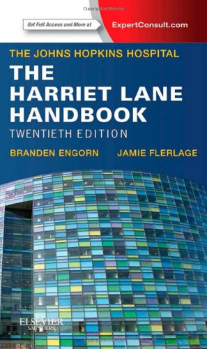9780323096447: The Harriet Lane Handbook: Mobile Medicine Series, 20e