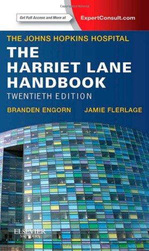 9780323096447: The Harriet Lane Handbook: Mobile Medicine Series, 20e