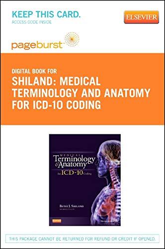 Betsy Shiland Rhia Ccs Cpc Medical Terminology Anatomy Icd 10