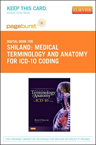 9780323096522 Medical Terminology And Anatomy For Icd 10 Coding