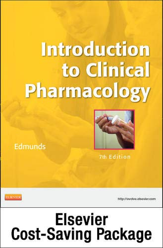 9780323096676: Introduction to Clinical Pharmacology - Text and Study Guide Package, 7e