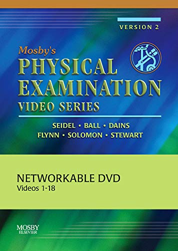 Mosby's Physical Examination Video Series: Set of: Henry M. Seidel
