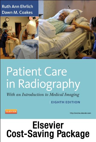 9780323100755: Mosby's Radiography Online for Patient Care in Radiography (Access Code and Textbook Package), 8e