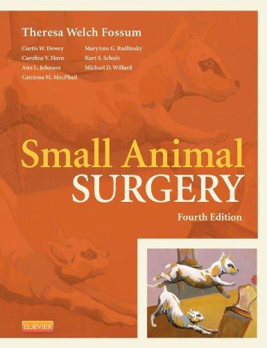 9780323100793: Small Animal Surgery