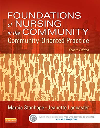 9780323100946: Foundations of Nursing in the Community: Community-Oriented Practice