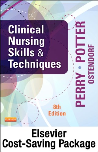 9780323101035: Nursing Skills Online Version 3.0 for Clinical Nursing Skills and Techniques (Access Code and Textbook Package), 8e