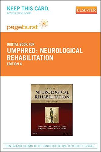 9780323101226: Neurological Rehabilitation - Elsevier eBook on VitalSource (Retail Access Card)