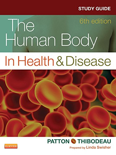 9780323101257: Study Guide for The Human Body in Health & Disease, 6e
