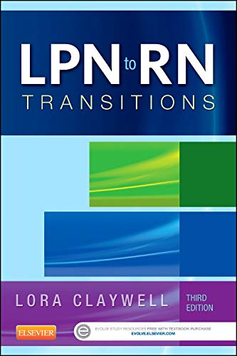 9780323101578: LPN to RN Transitions, 3e