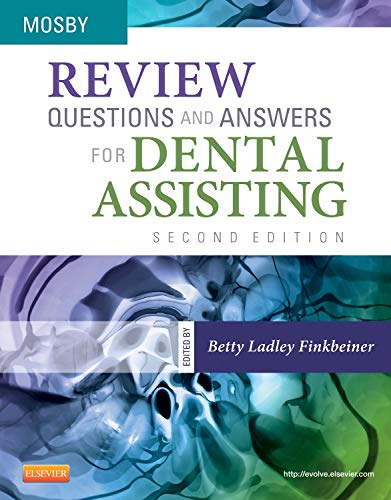 9780323101707: Review Questions and Answers for Dental Assisting