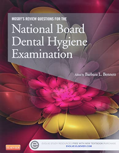 9780323101721: Mosby's Review Questions for the National Board Dental Hygiene Examination